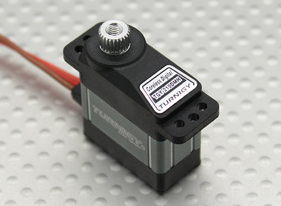 TGY-210DMH Metal gear Coreless Digital Servo w/ Heat Sink