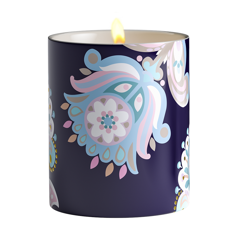 Moonflower Candle