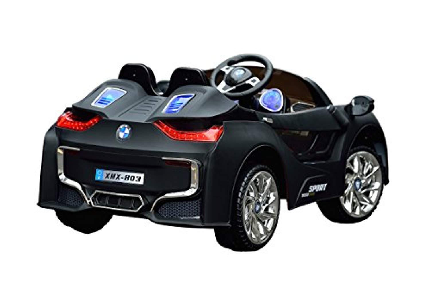 Kidone I8 Style Concept Ride On Toy Car 12v Electric Battery Powered