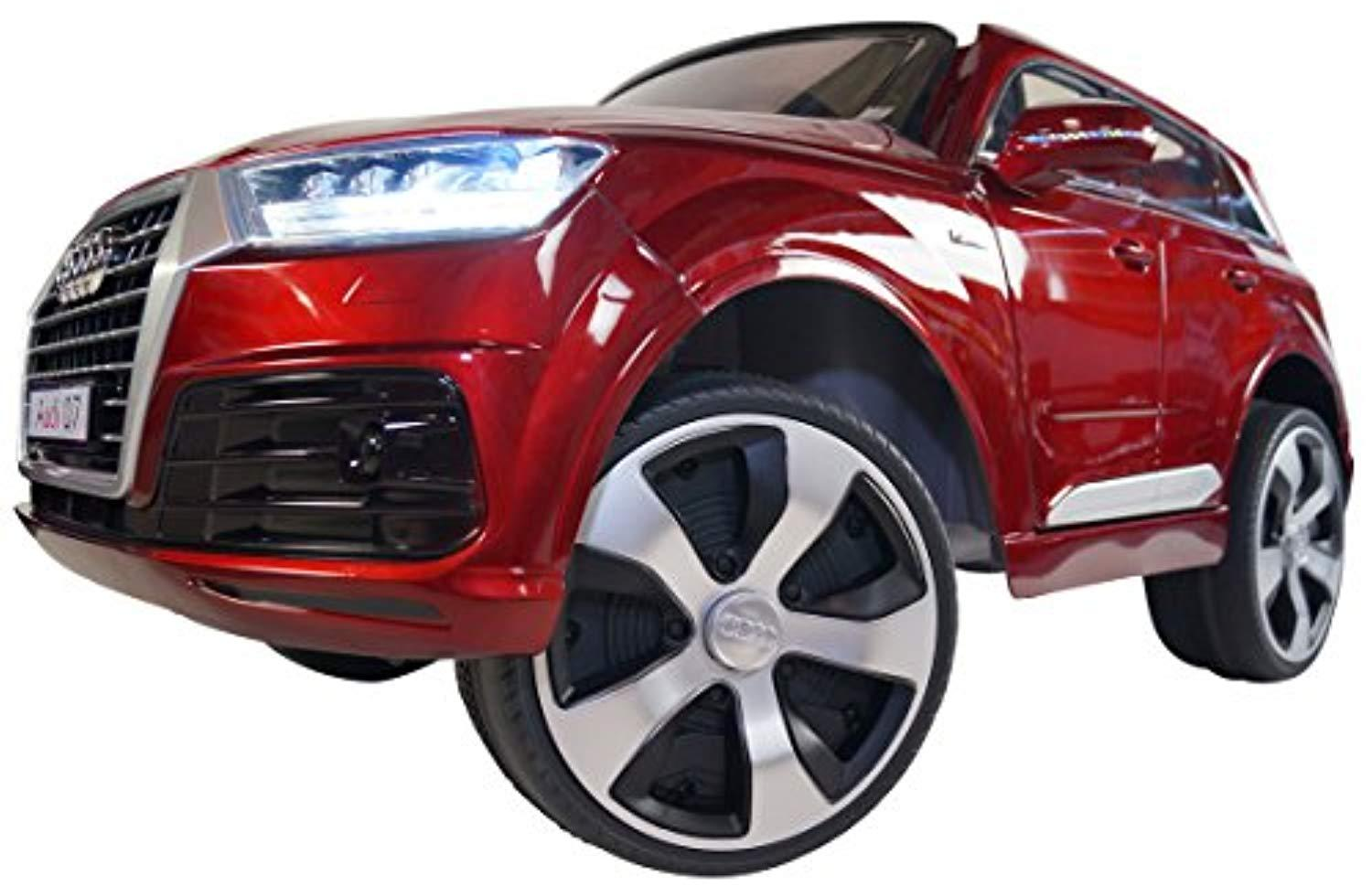KidOne Licensed Audi Q Ride On Electric Toy Car V Battery Powered - Audi electric toy car