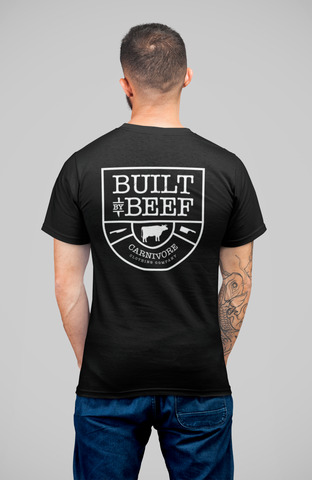 Built By Beef v2 T-Shirt - carnivoreclothingcompany