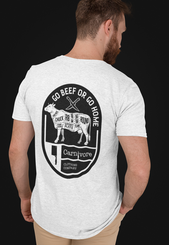 The Motto T-Shirt - carnivoreclothingcompany
