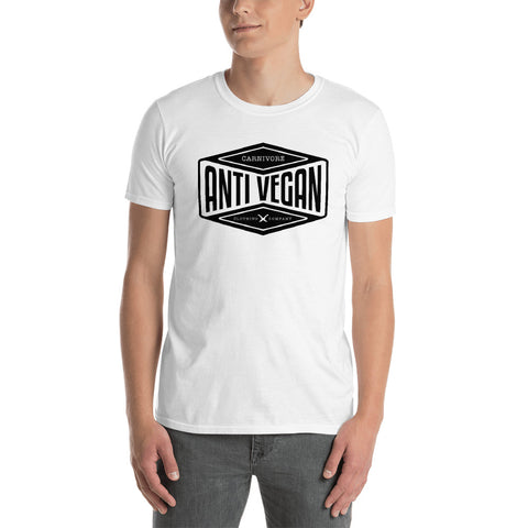 Mens Anti-Vegan T - carnivoreclothingcompany