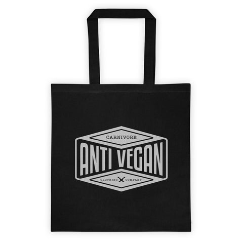 Anti-Vegan Tote - carnivoreclothingcompany