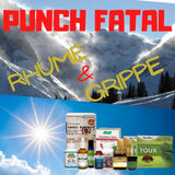 Punch fatal rhume & grippe - K013 - Système immunitaire