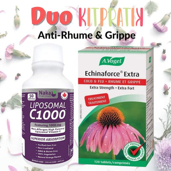 ANTI-RHUME & GRIPPE - K021 - Système immunitaire