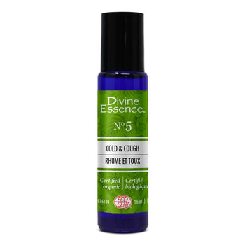 No 5 - Rhume et Toux - Roll-on - 15 ml