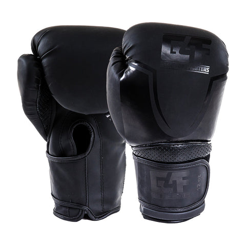 G4F KICK BOXING GLOVES METALLIC DX PU