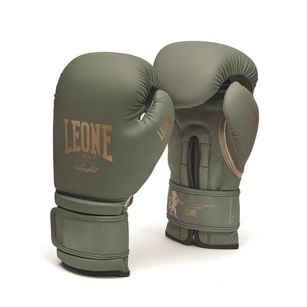 Leone Military Edition Boks Eldiveni-Leone-FightShopTurkey