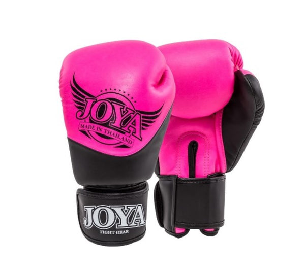 KICKBOXING GLOVE PRO THAI PINK-Joya-FightShopTurkey