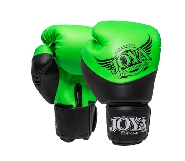 JOYA KICK BOXING GLOVE PRO THAI GREEN-Joya-FightShopTurkey