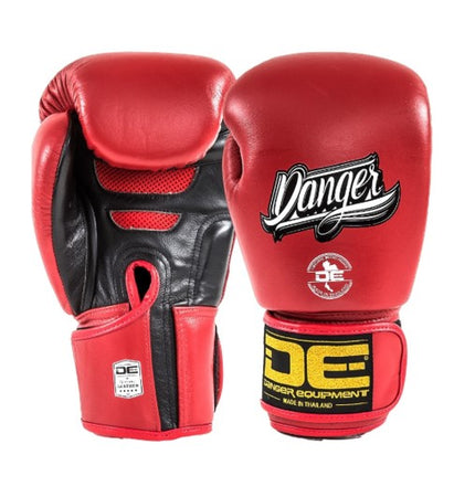 DANGER BOXİNG GLOVE 'SUPER MAX' LEATHER-Danger-FightShopTurkey