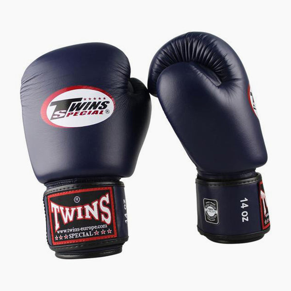 Twins BGLV3 Lacivert Boks Eldiveni-Twins-FightShopTurkey