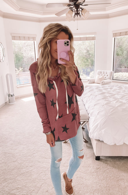 Midnight Stars Pullover