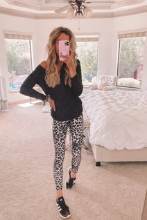 In the Wild Leopard Leggings