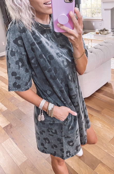 Keep it Casual Tunic Dress