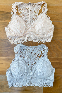 Live in Lace Bralette