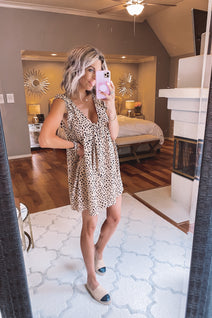 The Cat's Meow Leopard Tunic