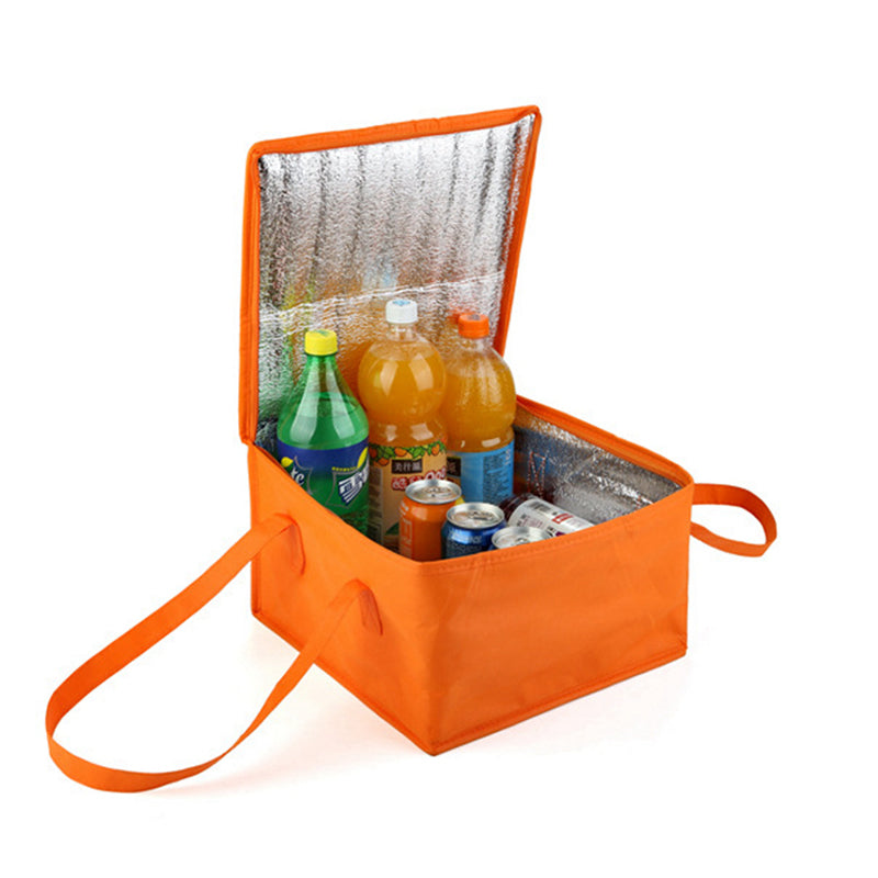 Women Lunch Bag Cooler Waterproof Collapsible Insulated Portable Tote  Picnic Lunch Box Tote Ice Pack 25 ... d7b6ebc181