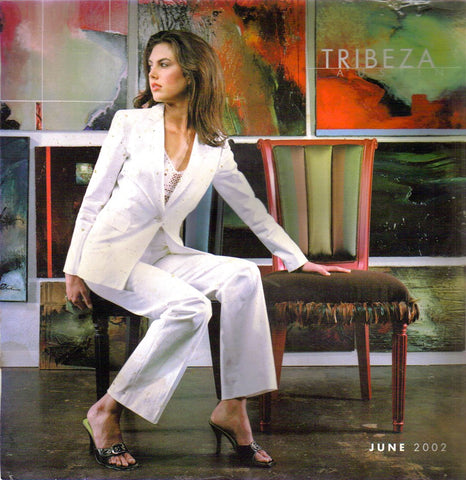 Tribeza Cover