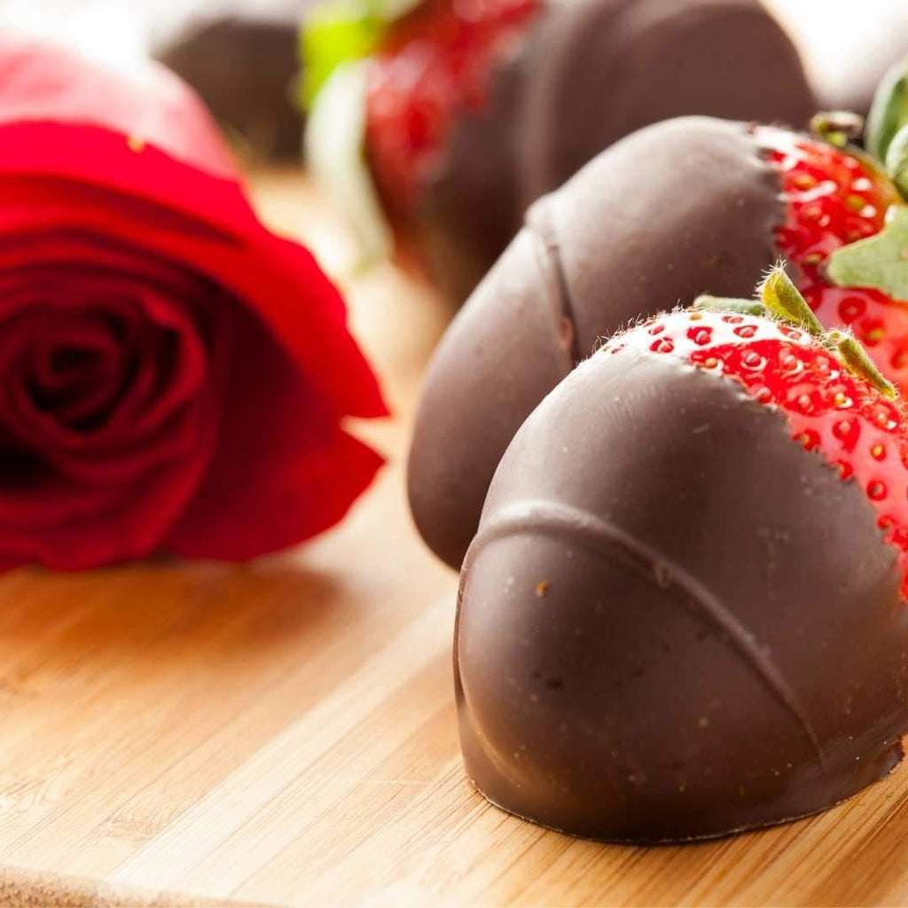 Valentines Chocolate Covered Strawberries | Moda Market