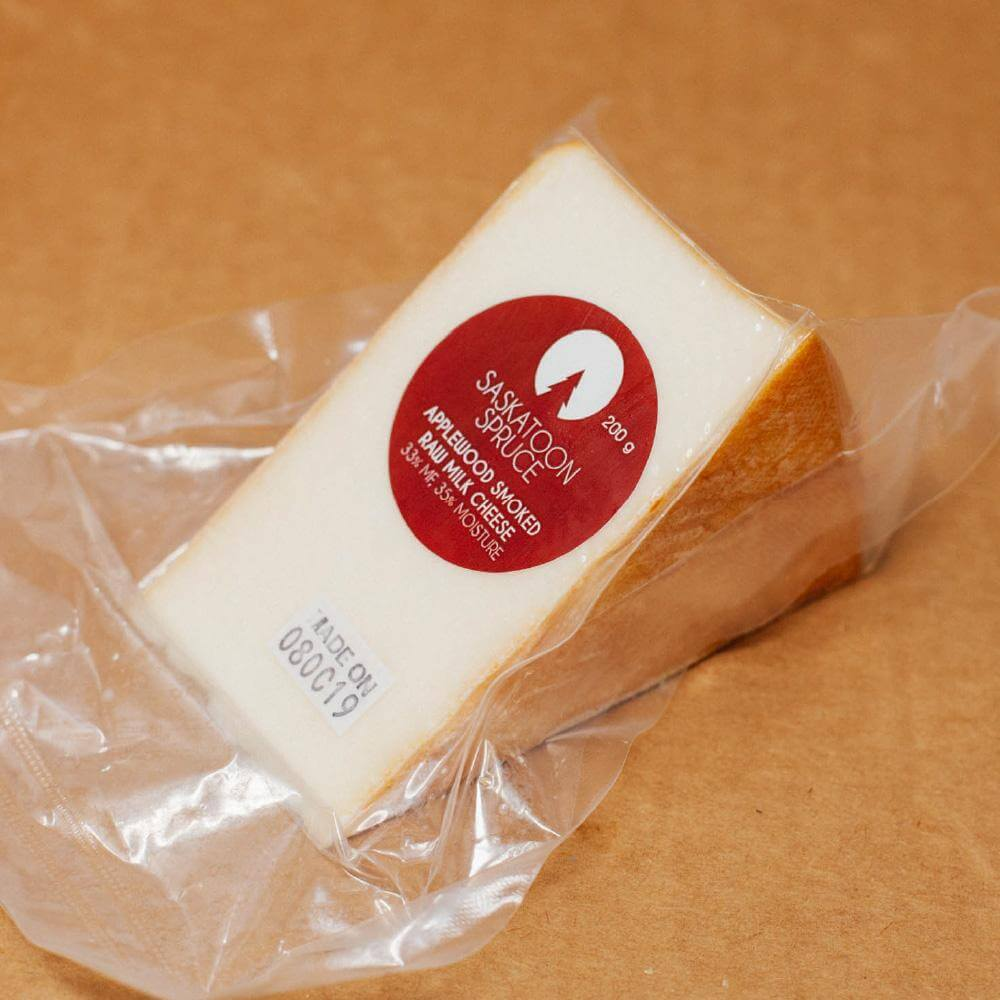 Applewood Smoked Raw Milk Cheese - Moda Market