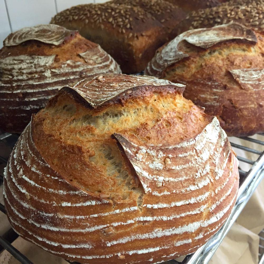 Kamut & Sunflower Sourdough - Tuesday ONLY - Christies Bakery