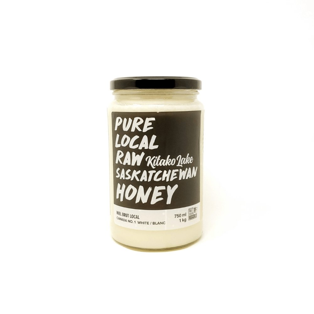 Raw Saskatchewan Honey - Moda Market