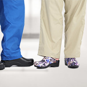 Best shoes of healthcare workers - Sanita clogs