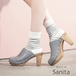 Womens Fashion comfort clogs by Sanita