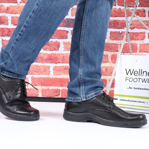 Mens comfort shoes for work