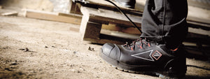Sanita safety work boots