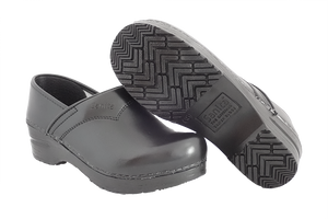Sanita san flex clogs for chefs, surgeons and nurses - sole view