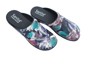 Waves Faves Sanita Trixy Rose nurse shoes two above