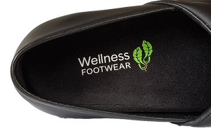 Wellness Faves Shoe - most comfortable nursing inside view