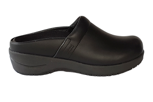 Wellness Faves Open Clog - most comfortable nursing shoe side view
