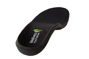Wellness Faves Shoe - most comfortable nursing orthotic back view