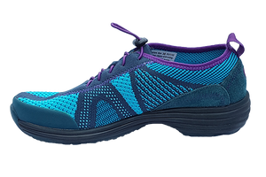 Sanita O2 comfortable walking shoes - side 2