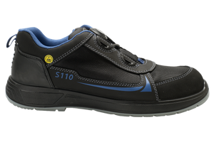 Sanita Street Cross Safety Shoe - front view