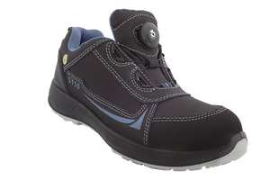 Sanita Street Cross Safety Shoe - diagonal view
