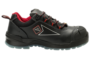 Sanita Antrazite Safety Work Shoe