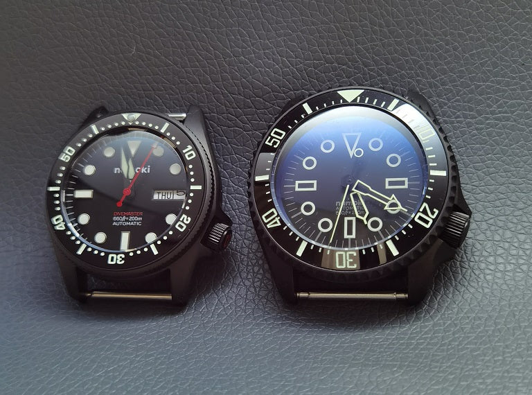 Modding the SRPD/SKX007 vs SKX013 - A Comparison