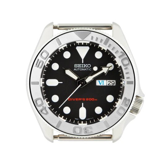 Silver Yachtmaster SKX007