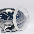 NMK302 - SKX Double Domed Sapphire Crystal (No Bevel Edge)