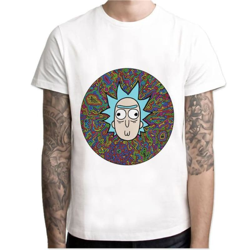 Pickle Rick T-Shirt - music festival outfits