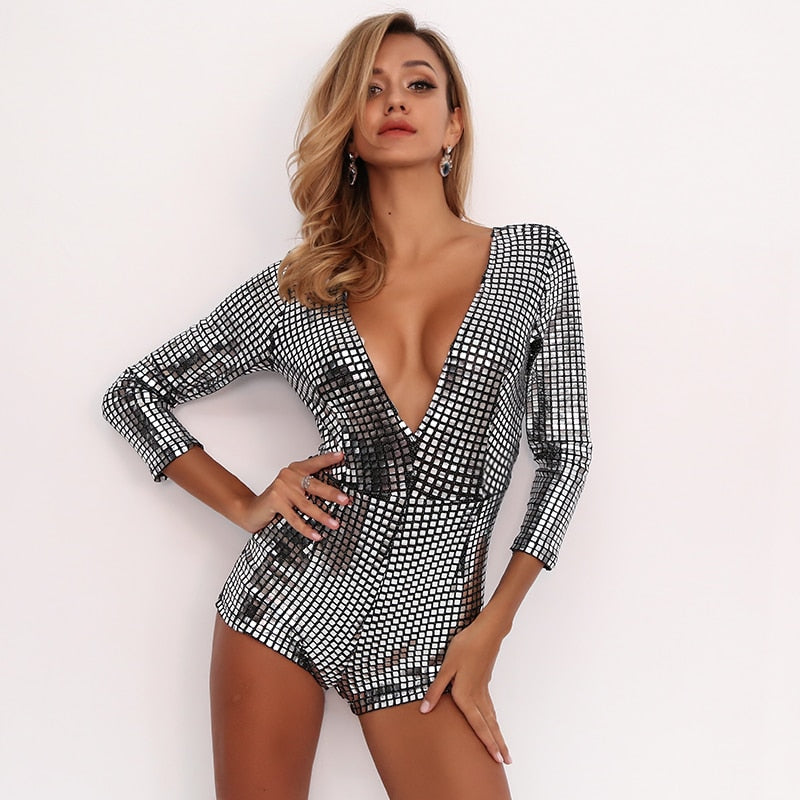 Disco Queen Bodysuit - music festival outfits