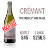 2016 Blind Corner Cremant SOLD OUT