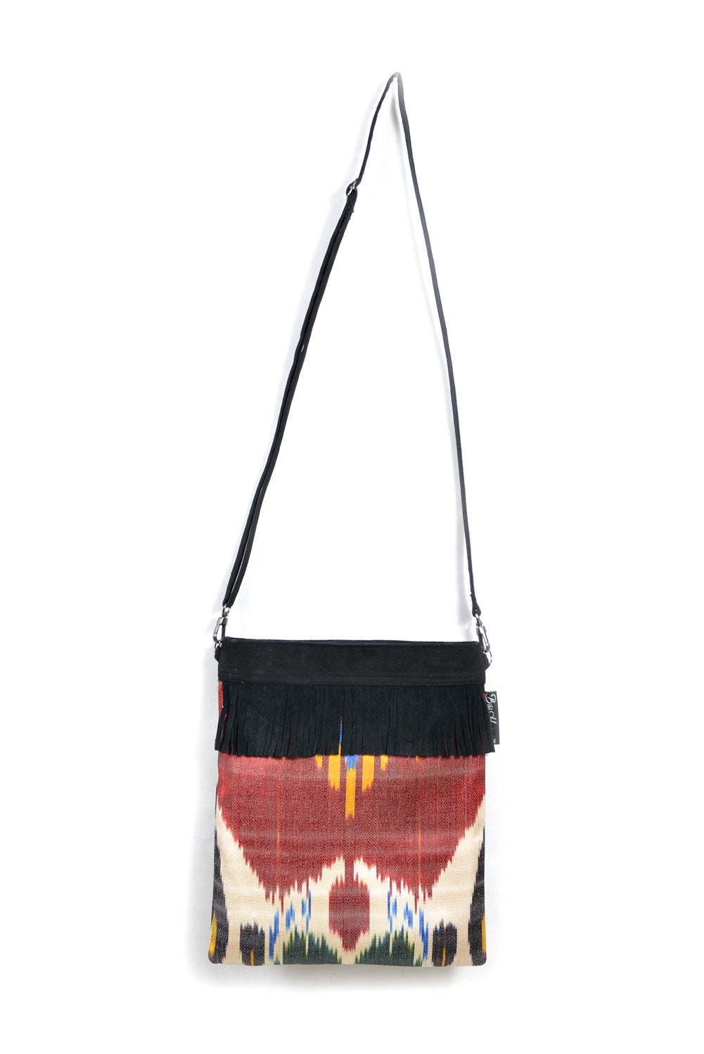 Ikat Messenger Bag