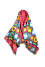 Load image into Gallery viewer, Reversible Batik & Ikat Vest