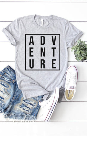 Adventurer Graphic Tee